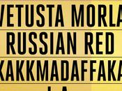 2014: Vetusta Morla, Kakkmadaffaka, Russian