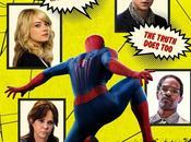 Ultimo tráiler internacional nuevo póster homenaje para amazing spider-man poder electro