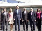 Príncipes Asturias inauguran nueva sede corporativa Puig