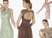 Pronovias: Avance 2015 colección vestidos fiesta.