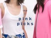"""Colección rosa zara, """"the pink picks"""" 2014"""
