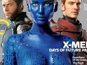 X-men: días futuro pasado: nuevo featurette portada exclusiva para entertainment weekly