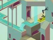 Monument Valley juego para estilo Escher
