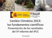 CIEMAT: Conferencia sobre cambio climático Jesús Fidel González Rouco (Madrid, 23.04.2014)