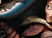 """""""como entrenar dragon nuevo póster caracterizado valka dragón cloudjumper"""