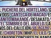 Juerga's Rock Festival: Boikot, Gatillazo, Dos, Puchero Hortelano, Raíz...
