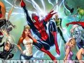 Portadas interconectadas Scott Campbell para Amazing Spider-Man