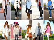 Como combinar abrigo blanco combine white coat