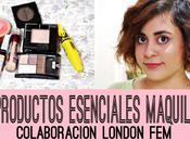 Productos Esenciales Maquillaje