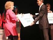 Starlite Gala hace entrega 116.279 euros Fundación 'Lágrimas Favores' Antonio Banderas