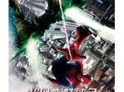 nuevos pósters internacionales Amazing Spider-Man Poder Electro