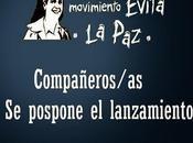 pospuso lanzamiento Movimiento Evita inclemencias tiempo