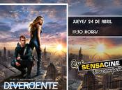"CONCURSO: apetece asistir preestreno ""Divergente"" abril Madrid?"