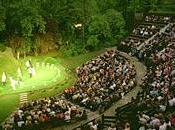 Teatro aire libre Regent´s Park