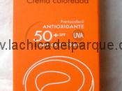 Crema coloreada fotoprotectora Avène