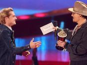 'Los Juegos Hambre: llamas' arrasa Movie Awards 2014