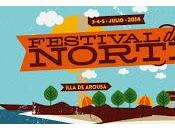 Festival Norte 2014: Horrors, Lori Meyers, Russian Red, Pains Being Pure Heart, Veronica Falls...
