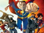 liga justicia: Crisis mundos