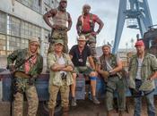 """Nueva imagen promocional """"los mercenarios"""
