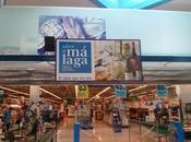 'Sabor Málaga' comercializa productos provincia trece centros Hipercor supermercados Corte Inglés Andalucía