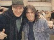 AC/DC siguen adelante Malcolm Young