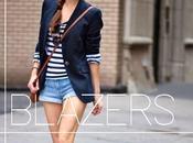 Street Style: Blazers