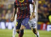 "Alves: fútbol ganas vales nada"""