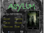 Asylum Blog Tour: Entrevista Madeleine Roux concurso
