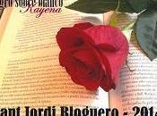 Llegada Intermambio Sant Jordi bloguero participación sorteos