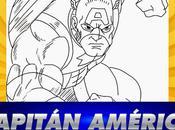 VIDEO Como dibujar Capitán América