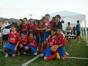 C.D. Ourense campeón Torneo Alevín Arrabaldo