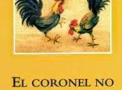 """coronel tiene quien escriba"""": aquí empezó peripecia literaria García Márquez"""