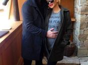 Christina Aguilera presume embarazo primera