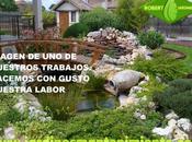 Robert Jardineros servicio profesional conservación mantenimiento jardines