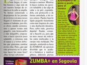 ZUMBA® Segovia ¡¡Cuídate esta primavera¡¡