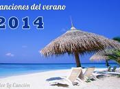 Canciones verano 2014