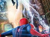 amazing spiderman poder electro (2014), marc webb. luces sombras peter parker.