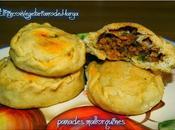 Empanadas mallorquinas verdura soja texturizada