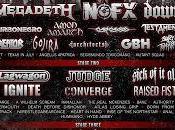Resurrection Fest 2014: Megadeth, Lagwagon, Judge, Carcass, Angelus Apatrida, Architects, Ocean...
