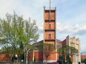 Iglesia Carmen. Arquitectura Eclesiástica Comtemporánea Segovia