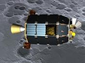NASA completa misión LADEE impactando sobre superficie Luna