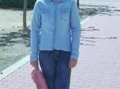 Pantalones lunares