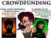 Campaña crowdfunding: Vein Breaker, segunda parte saga Dominadores almas