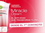 milagro para piel, Miracle Cream Garnier