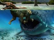 Asombrosas vívidas dino ilustraciones revelan brutal mundo prehistórico