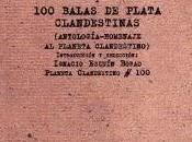 Aquel agosto nuestras vidas balas plata clandestinas (1): poema Isabel Bono otro Pepe Pereza: