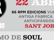 edicions: Sant Jordi ritmo soul, Sodinie rock roll