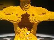 Arte pieza Lego