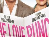 Afiche trailer #TheLovePunch, protagonizado #PierceBrosnan