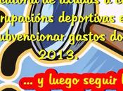 Ayudas Clubs, S.A.D. deporte escolar Secretaría Xeral para Deporte Galego
